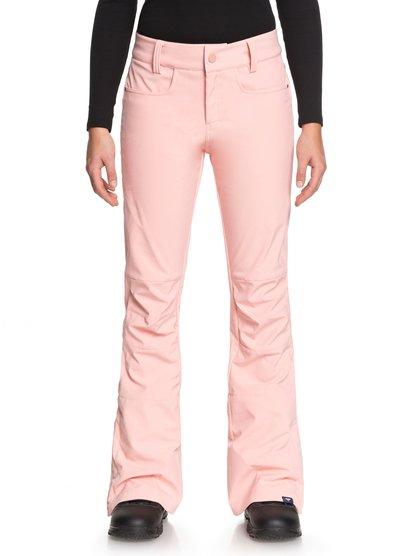 Creek - Pantalón shell para nieve para Mujer - Rosa - Roxy