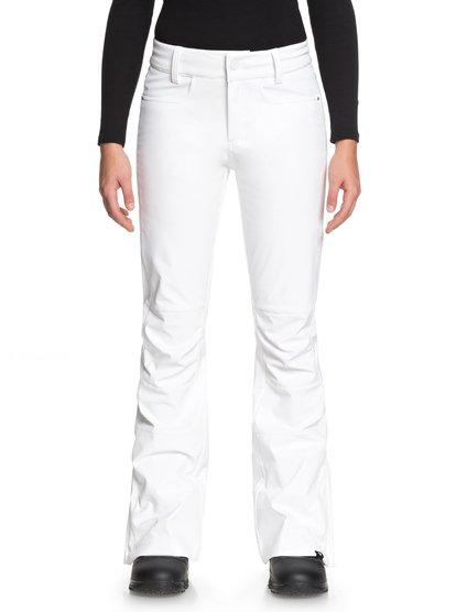 Creek - Pantalón shell para nieve para Mujer - Blanco - Roxy