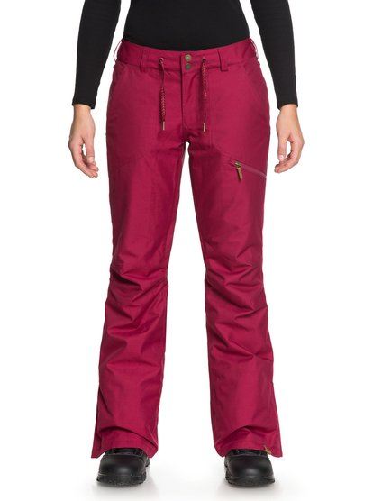 Nadia - Pantalones Para Nieve para Mujer - Rojo - Roxy
