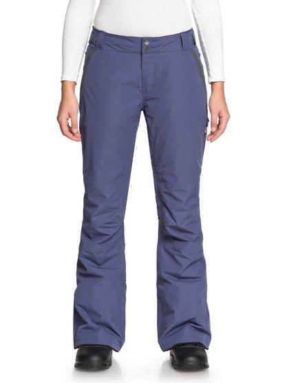 Rushmore 2L GORE-TEX - Pantalones Para Nieve para Mujer - Azul - Roxy