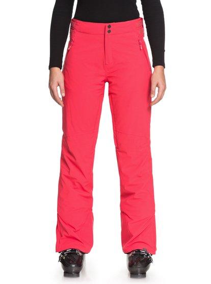 Montana - Pantalones Para Nieve para Mujer - Rosa - Roxy