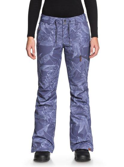Nadia - Pantalones Para Nieve para Mujer - Azul - Roxy