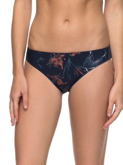 Surf The Night - 70's Bikini Bottoms for Women - Azul - Roxy