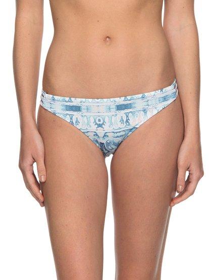 Softly Love - Braguita de Bikini para Surf Reversible para Mujer - Azul - Roxy