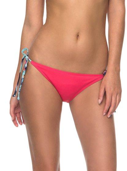 ROXY Essentials - Parte de abajo de bikini de braguita para Mujer - Rosa - Roxy