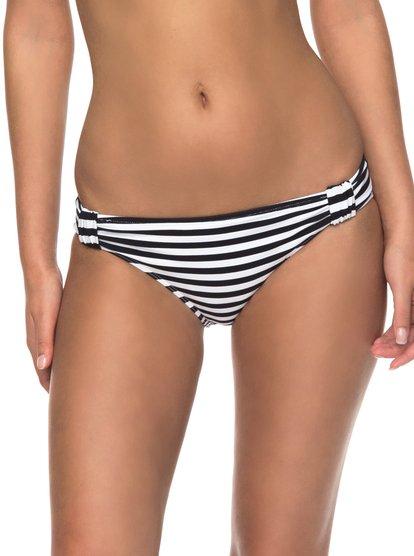 ROXY Essentials - Braguita de Bikini estilo años 70 para Mujer - Blanco - Roxy