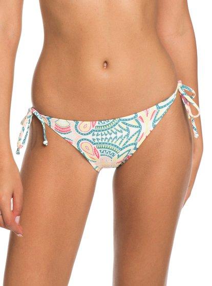 Ocean Vibes - Braguita de Bikini con Tira Lateral Ancha para Mujer - Multicolor - Roxy