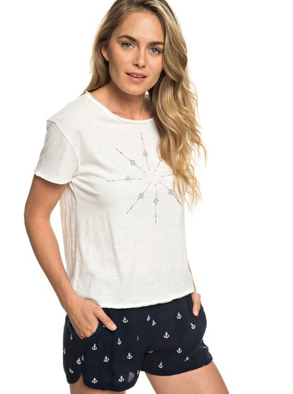 Mojito Party - Camiseta para Mujer - Blanco - Roxy