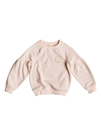 How I Do - Sudadera para Chicas 2-7 - Rosa - Roxy