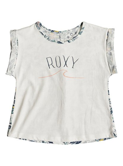 From The Jump A - Camiseta para Chicas 2-7 - Rosa - Roxy