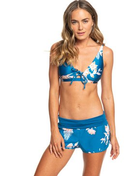 록시 보드숏 수영복 Roxy Endless Summer Boardshorts,MYKONOS BLUE S EGLANTINE (bzf6)