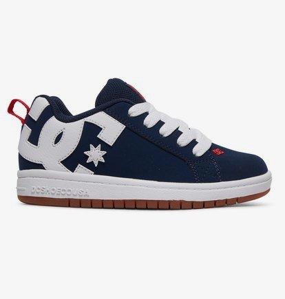 Sneaker DC Shoes Court Graffik - Zapatos para Chicos - Azul - DC Shoes