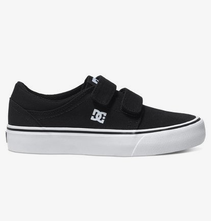 Trase V - Chaussures pour Garçon - Noir - DC Shoes
