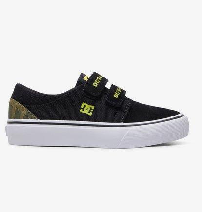 Sneaker DC Shoes Trase V TX SE - Zapatos para Chicos - Negro - DC Shoes