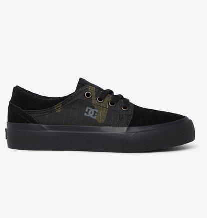 Sneaker DC Shoes Trase SE - Zapatillas para Chicos - Negro - DC Shoes