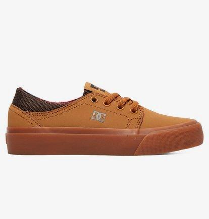 Sneaker DC Shoes Trase SE - Zapatillas para Chicos - Beige - DC Shoes