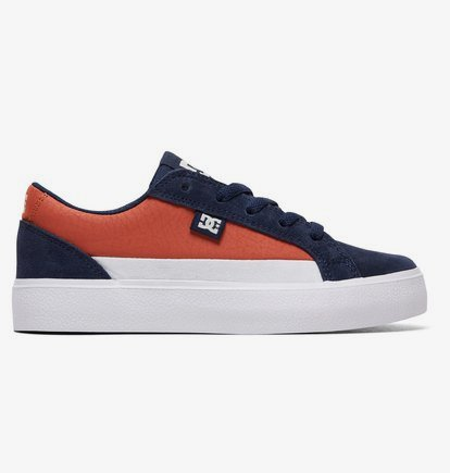 Lynnfield - Baskets pour garçon - Bleu - DC Shoes