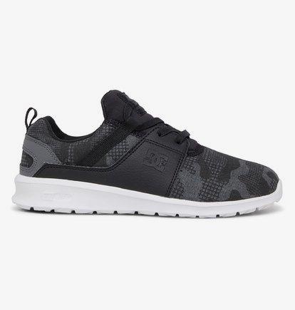 Sneaker DC Shoes Heathrow - Zapatillas para Chicos - Negro - DC Shoes