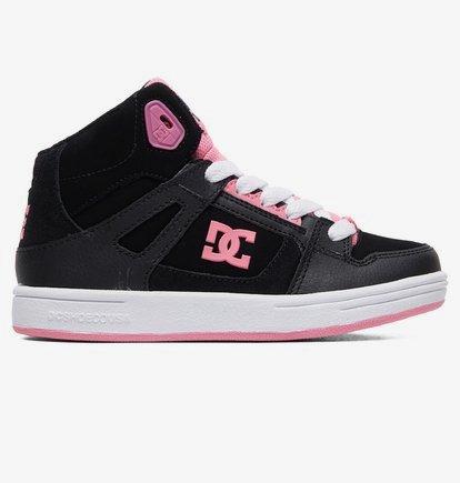 Pure Hi - Chaussures montantes pour Enfants - Noir - DC Shoes