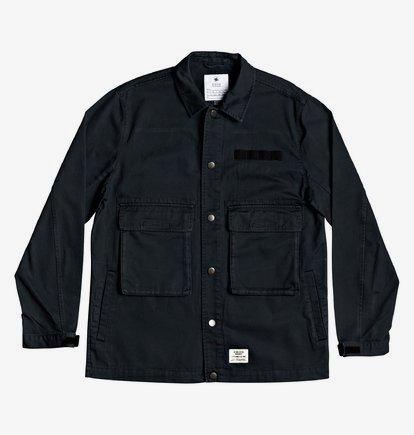 Admiral Workwear Jacket for Men - Black - DC Shoes
