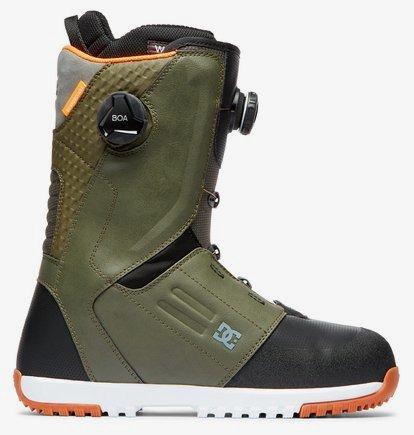 Control - Boots de snow BOA pour Homme - Vert - DC Shoes