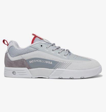Sneaker DC Shoes Legacy 98 Slim - Zapatos para Hombre - Gris - DC Shoes