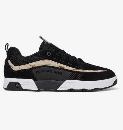 Sneaker DC Shoes Legacy 98 Slim SE - Zapatos para Hombre - Verde - DC Shoes