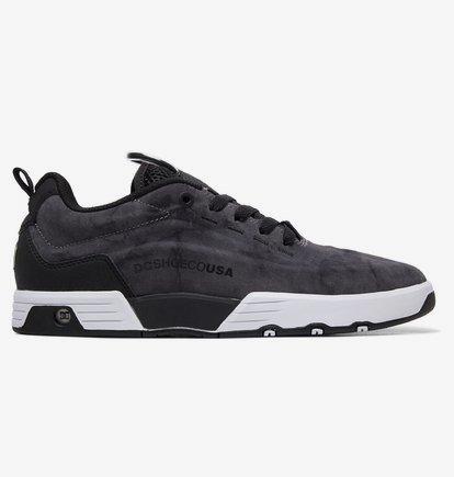 Sneaker DC Shoes Legacy 98 SE - Zapatillas de cuero para Hombre - Negro - DC Shoes