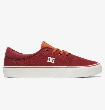 Sneaker DC Shoes Trase SD - Zapatos para Hombre - Rojo - DC Shoes