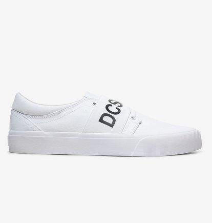 Sneaker DC Shoes Trase TX - Zapatillas para Hombre - Blanco - DC Shoes