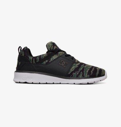 Sneaker DC Shoes Heathrow TX SE - Zapatillas para Hombre - Gris - DC Shoes
