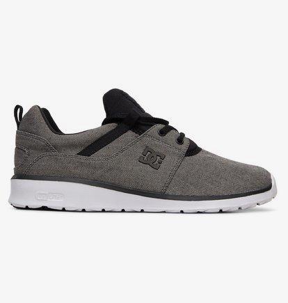 Sneaker DC Shoes Heathrow TX SE - Zapatillas para Hombre - Negro - DC Shoes