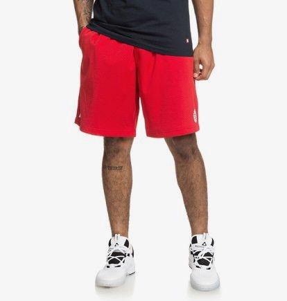 Mesh - Short de basketball pour Homme - Rouge - DC Shoes