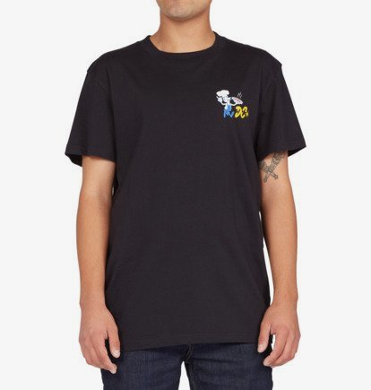94 Special - T-Shirt for Men - Black - DC Shoes