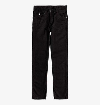 Worker - Jean slim pour Garçon 8-16 ans - Noir - DC Shoes