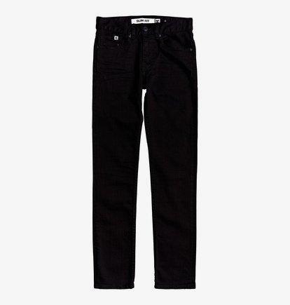 Worker - Jean Slim fit pour Garçon 8-16 ans - Noir - DC Shoes