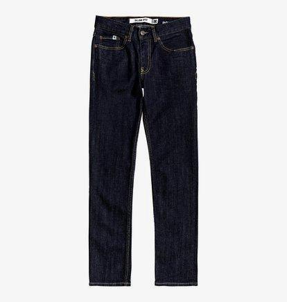 Worker Indigo Rinse - Jean Slim fit pour Garçon 8-16 ans - Bleu - DC Shoes