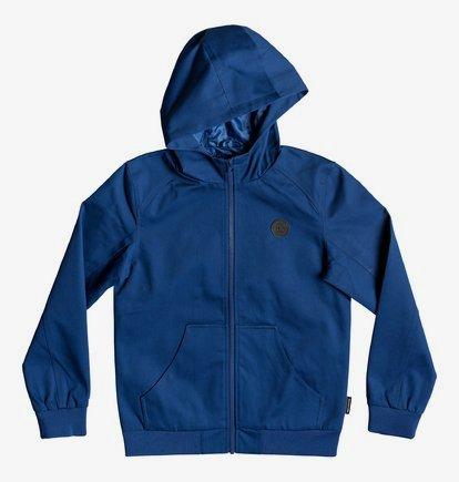 Ellis - Veste à capuche déperlante pour garçon 8-16 ans - Bleu - DC Shoes
