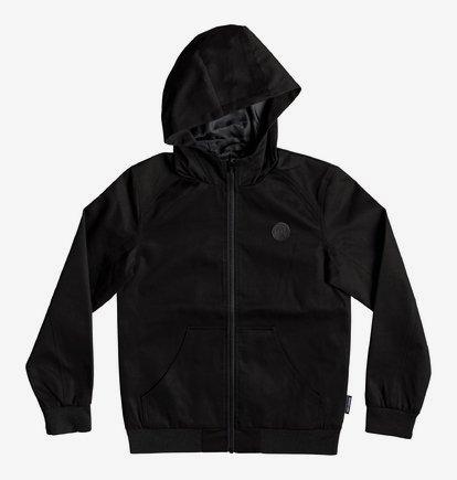 Ellis - Veste à capuche déperlante pour garçon 8-16 ans - Noir - DC Shoes