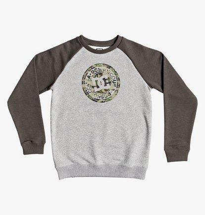 Circle Star - Sweatshirt pour Garçon 8-16 ans - Gris - DC Shoes