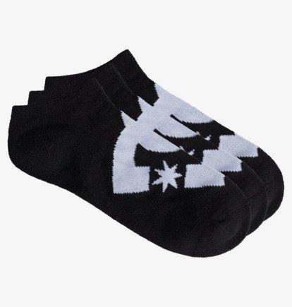 3 Pack - Ankle Socks - Black - DC Shoes