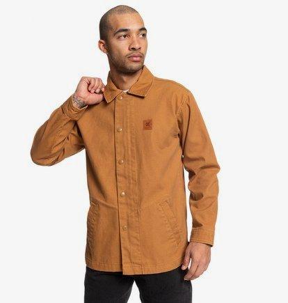 Alton - Veste sportswear pour Homme - Orange - DC Shoes