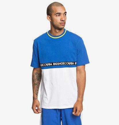 Walkley - T-shirt pour Homme - Blanc - DC Shoes