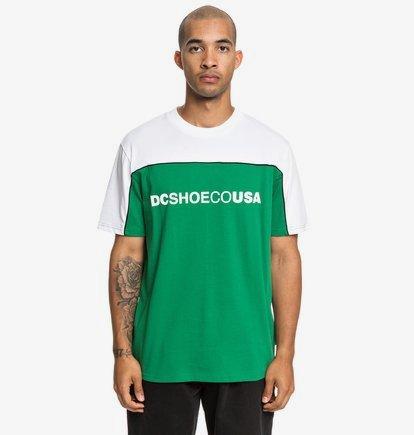 Wryght - T-shirt pour Homme - Vert - DC Shoes