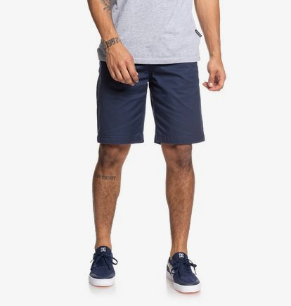 Worker 20.5 - Short chino pour Homme - Bleu - DC Shoes