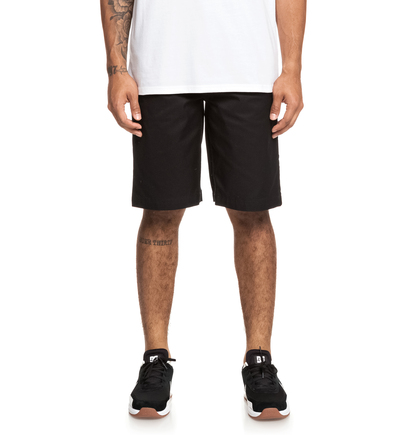 Worker 22 - Short chino pour Homme - Noir - DC Shoes