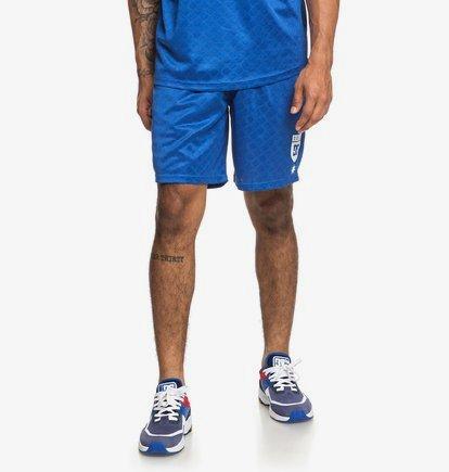 Wicksey - Short de football pour Homme - Bleu - DC Shoes