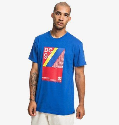 Tracked - T-shirt pour Homme - Bleu - DC Shoes