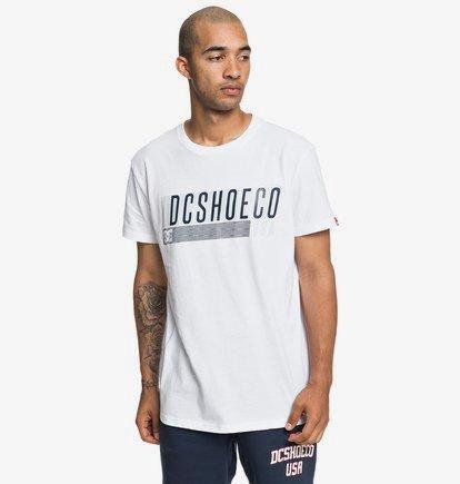 Moashin - T-shirt pour Homme - Blanc - DC Shoes