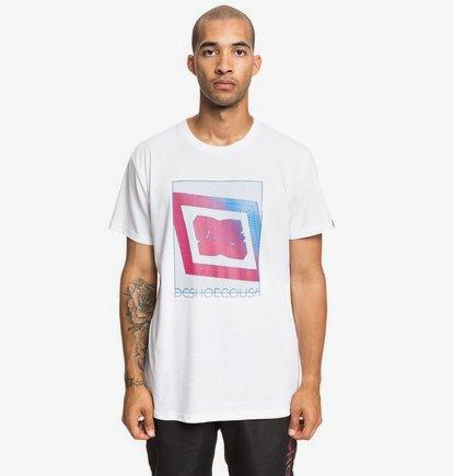 Outta Grid - T-shirt pour Homme - Blanc - DC Shoes